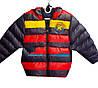 Детская куртка на девочку (6-9 лет). Осень