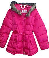 Детская куртка на девочку (4-10 лет). Осень, фото 1