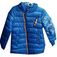 Детская куртка на девочку (4-9 лет). Осень, фото 1