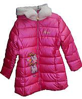 Детская куртка на девочку (6-12 лет). Осень-зима, фото 1
