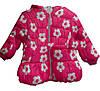 Детская куртка на девочку (1-3 лет). Осень