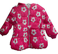 Детская куртка на девочку (1-3 лет). Осень, фото 1