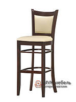 """Барный стул """"9191"""" Венге/Беж"""