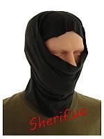 Балаклава Мульти-функциональный шарф Max Fuchs BUFF Black 10173A