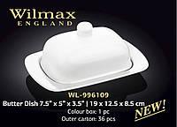 Масленка 19х12,5х8,5см.Color Wilmax.
