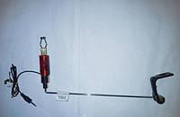 Свингер рыболовный штанга с подключением(металлические усики)