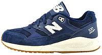Мужские кроссовки New Balance, нью баланс синие