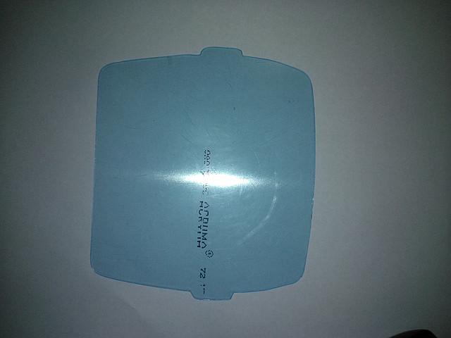 Стекла защитные 128х135 для маски GRAND VISION MOST  (поликарбонат)