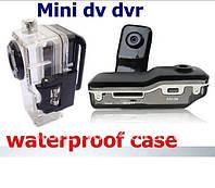Мини камера DVR с боксом для подводной съемки