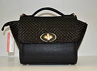 Женская сумка маленькая с принтом