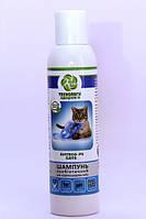 Sviteco-PS cats - антибактериальный шампунь без мытья для короткошерстных кошек150мл
