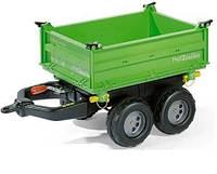 Прицеп 2х осевой для трактора Mega Trailer Rolly Toys 121502
