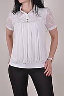 Блузка женская трикотажная