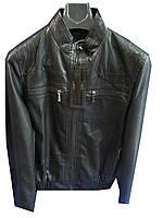 Куртка мужская (Осень), кожзам