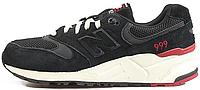 Мужские кроссовки New Balance 999, нью баланс черные