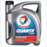 Моторное масло Total 10W-40 Quartz 7000 SL/CF 5л