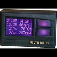 Маршрутный компьютер MULTITRONICS/Comfort  Х 11 (инж.ВАЗ 10).