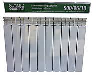 Алюминиевые радиаторы Сантехрай/SanTexRai 500/96 от ТМ Mirado