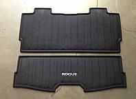 Nissan Rogue 2014 коврик в багажник велюровый новый оригинальный