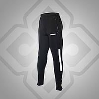 Спортивные брюки зауженные BestTeam TP-11515 (черные)