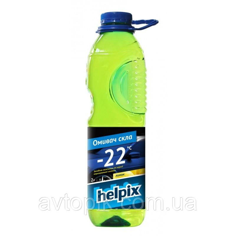 Жидкость для размораживания стекол Helpix 500мл тригер V-25890