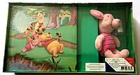 Детский фотоальбом Walt Disney в подарочной коробке + игрушка