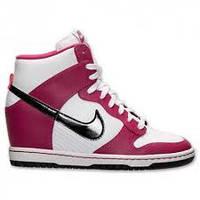 Кроссовки женские Nike WMNS DUNK SKY HI