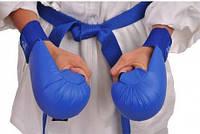 Europaw Накладки ( перчатки ) синие