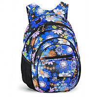 Рюкзак школьный для девочек Dolly, 590, цвета в ассортименте