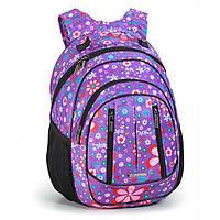 Рюкзак школьный для девочек Dolly, 591, цвета в ассортименте