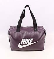 Женская сумка Nike в фиолетовом цвете