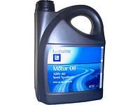 Автомобильное моторное полусинтетическое масло GM 10W40 5л