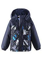 Зимняя детская куртка для мальчика Lassie 721699 - 6991. Размер 104-128.