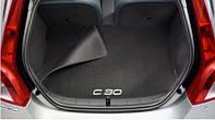 Велюровый коврик в багажник Volvo C30 2007-13 новый оригинальный