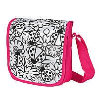 Творчество и рукоделие «Color Me Mine» (6371189) сумочка через плечо, 5 маркеров, 23x27 см