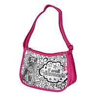 "Творчество и рукоделие «Color Me Mine» (6371195) сумочка ""Photo real"" с изображением Йоркширского терьера, 5 маркеров, 27x22 см"