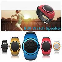 Портативная беспроводная Bluetooth колонка Sport Music Watch B20