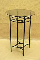 Стол стекло СС-06 БОЛЬШОЙ (металл, стекло)