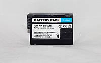 Аккумулятор для фотоаппаратов NIKON D7000, D7100, D7200, D600, D610, D800, D810 - EN-EL15 (аналог) 2450 ma