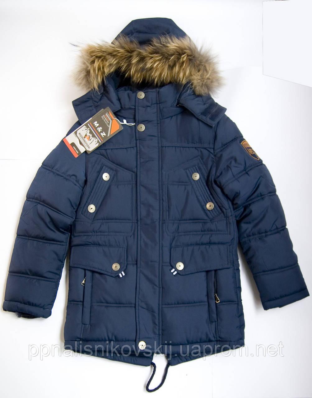 Зимняя модная верхняя одежда