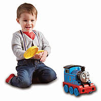 Большой Томас на управлении от руки. Fisher-Price My First Thomas the Train Motion Control Thomas