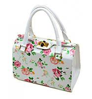 Женская сумка c розами