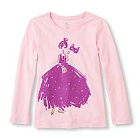 Реглан розовый Карнавал на девочку  The Children's Place (США)