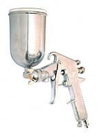 Краскопульт Master Tool HP ВБ 250 мл, аллюминий поворотный 80-8935 (80-8935)