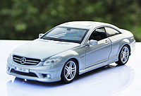 Машина металл Mercedes-benz CL-500  1:24