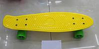 Скейт bt-ysb-0019 пластик.6цв.свет.pu колеса 50*15см 1,70кг кор.ш.к./8/
