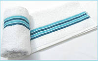 Махровое полотенце  Arya белый 70х130