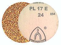 Круги шлифовальные на липучке (фибровые) P24 Klingspor