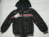 Куртка демисезонная 32,34,36,38,40 двусторонняя от 8 до 12 лет