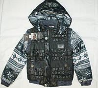 Куртка демисезонная 6-7-8-9-10 лет Вышиванка